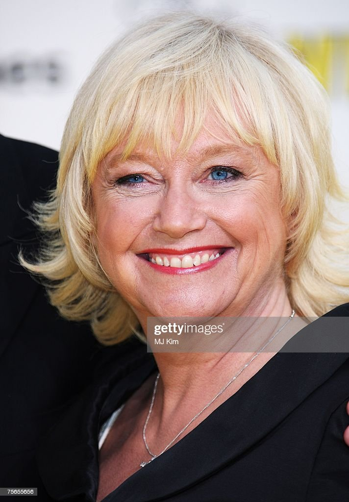 <a gi-track='captionPersonalityLinkClicked' href=/galleries/search?phrase=Judy+Finnigan&family=editorial&specificpeople=228499 ng-click='$event.stopPropagation()'>Judy Finnigan</a> arrives at the Simpsons Premier at the O2 Vue cinema, Greenwich on July 25, 2007 in London, England.