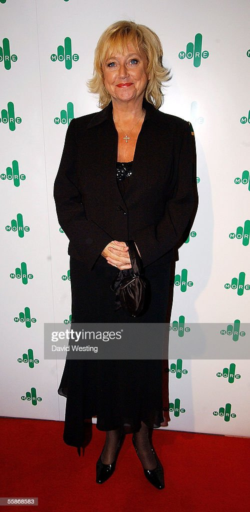 <a gi-track='captionPersonalityLinkClicked' href=/galleries/search?phrase=Judy+Finnigan&family=editorial&specificpeople=228499 ng-click='$event.stopPropagation()'>Judy Finnigan</a> attends the MORE4 TV Launch Party, launching Channel 4's adult entertainment digital channel, at The Shunt Vaults on October 6, 2005 in London, England.