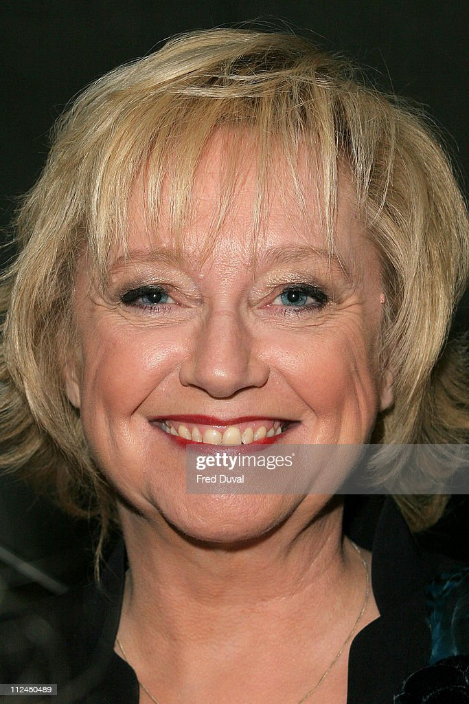 <a gi-track='captionPersonalityLinkClicked' href=/galleries/search?phrase=Judy+Finnigan&family=editorial&specificpeople=228499 ng-click='$event.stopPropagation()'>Judy Finnigan</a> during British Book Awards 2006 - Shortlist Announcement at Grosvenor House Hotel in London, Great Britain.