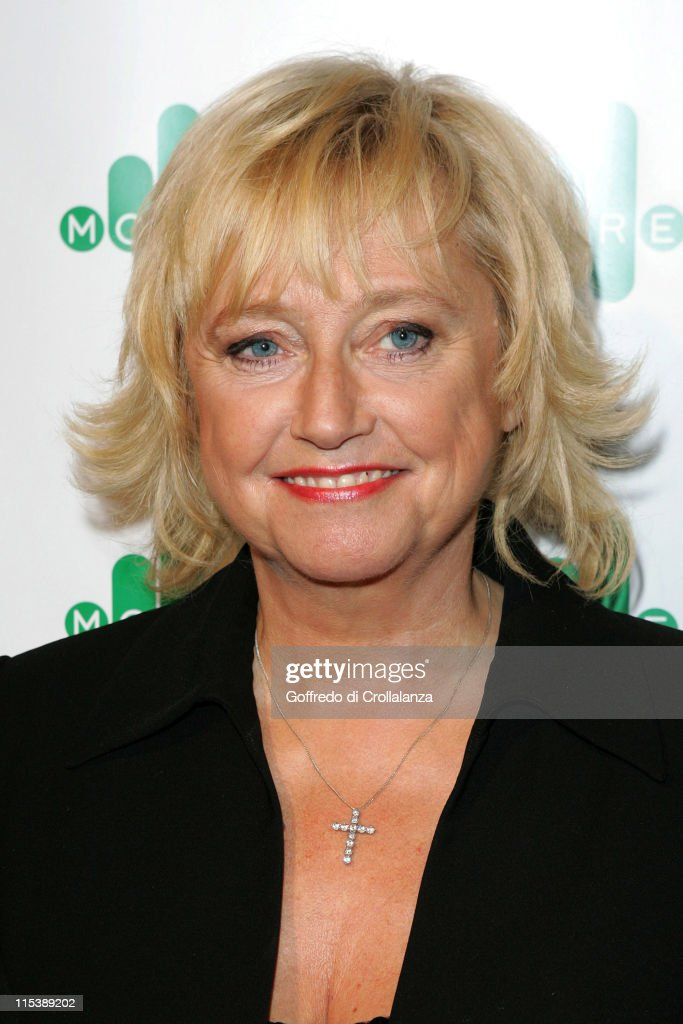 <a gi-track='captionPersonalityLinkClicked' href=/galleries/search?phrase=Judy+Finnigan&family=editorial&specificpeople=228499 ng-click='$event.stopPropagation()'>Judy Finnigan</a> during More 4 - Launch Party at The Shunt Vaults 10 Stainer Street in London, Great Britain.