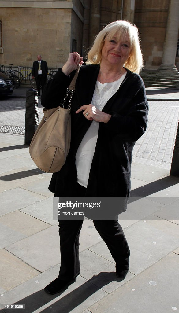 <a gi-track='captionPersonalityLinkClicked' href=/galleries/search?phrase=Judy+Finnigan&family=editorial&specificpeople=228499 ng-click='$event.stopPropagation()'>Judy Finnigan</a> sighting on February 27, 2015 in London, England.