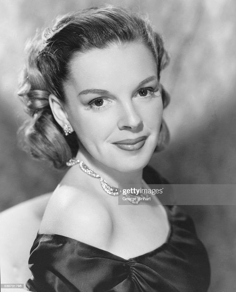 Judy Garland Getty Images