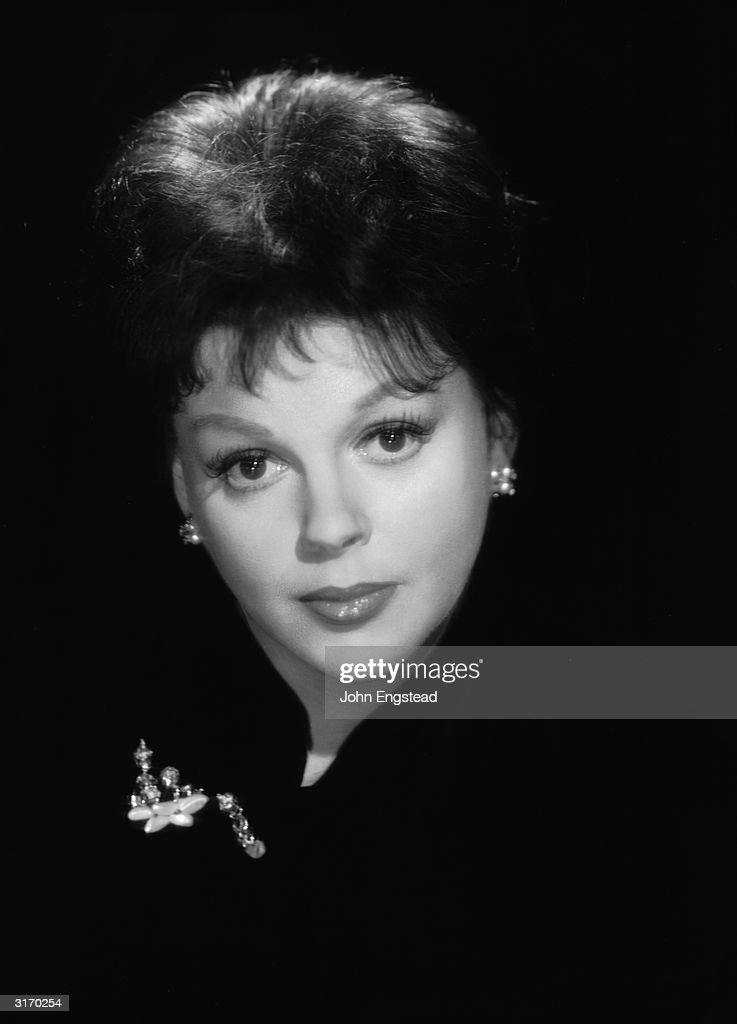 Judy Garland (Frances Ethel Gumm) (1922 - 1969).