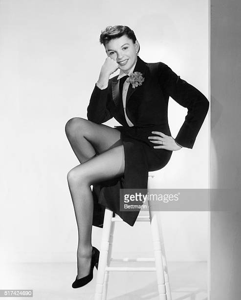 Judy Garland soon to be seen in A Star is Born a Transcona Enterprise Production Produced by Sid Luft for Warner Brothers