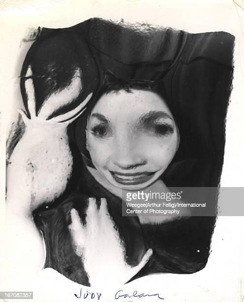 Judy Garland twentieth century Photo by Weegee /International Center of Photography/Getty Images