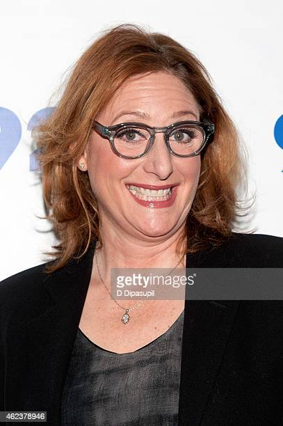 Judy Gold attends 92nd Street Y Presents Jim Gaffigan In Conversation With Judy Gold at 92nd Street Y on January 27 2015 in New York City