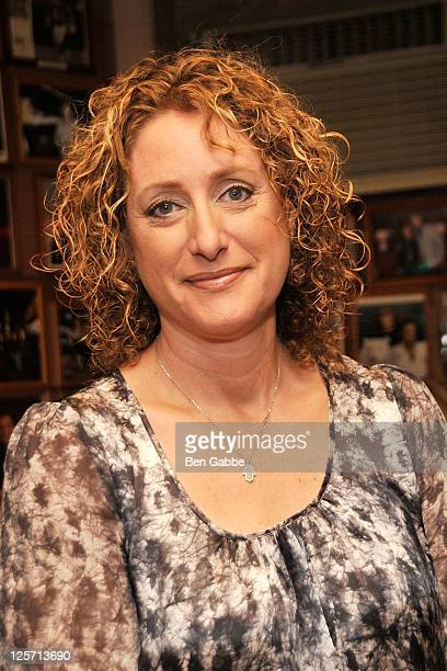 Judy Gold attends 'The Judy Show' sandwich unveiling at the Carnegie Deli on September 21 2011 in New York City
