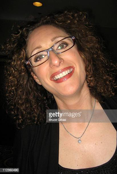 Judy Gold during 18th Annual GLAAD Media Awards New York Inside at Marriott Marquis in New York City New York United States