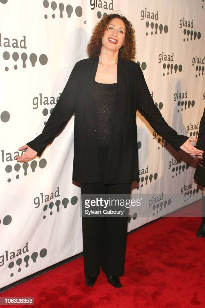 Judy Gold during 18th Annual GLAAD Media Awards New York Red Carpet at Marriott Marquis at 1535 Broadway at 45th Street in New York City New York...