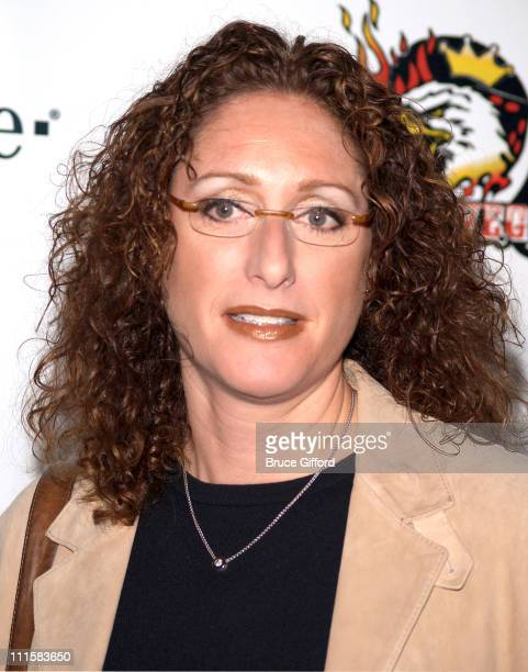 Judy Gold during 2005 Billboard Magazine Awards Eye on Vegas Hosts PreMusic Awards Party at Lure Lounge at Wynn Las Vegas Hotel and Casino Resort in...