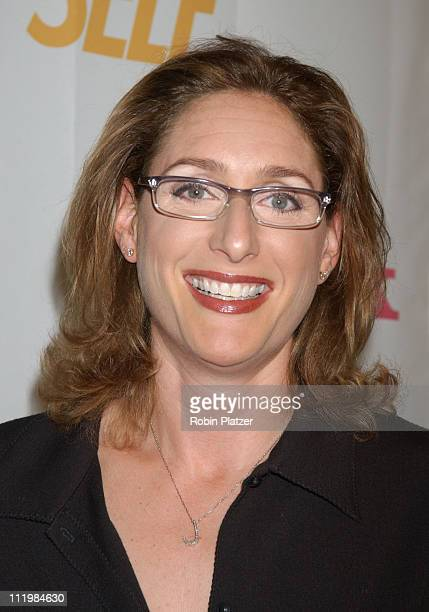 Judy Gold during Self Magazines Young Survival Coalition Benefit at Angel Orensanz Foundation in New York City New York United States