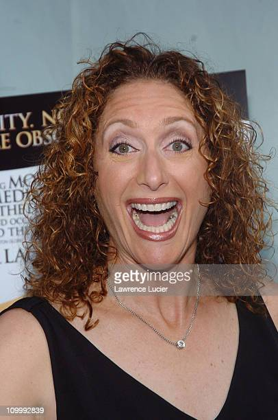 Judy Gold during The Aristocrats New York City Premiere at DGA Theater in New York City New York United States