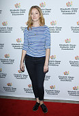 Judy Greer arrives at the Elizabeth Glaser Pediatric AIDS Foundation for 25th Annual 'A Time For Heroes' celebration held at The Bookbindery on...
