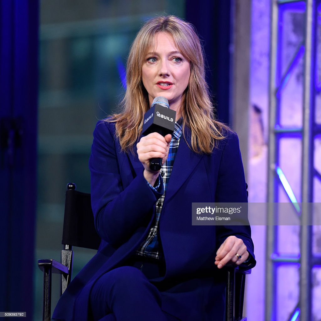 <a gi-track='captionPersonalityLinkClicked' href=/galleries/search?phrase=Judy+Greer&family=editorial&specificpeople=214752 ng-click='$event.stopPropagation()'>Judy Greer</a> attends AOL Build Speakers Series - <a gi-track='captionPersonalityLinkClicked' href=/galleries/search?phrase=Judy+Greer&family=editorial&specificpeople=214752 ng-click='$event.stopPropagation()'>Judy Greer</a> at AOL Studios In New York on February 10, 2016 in New York City.
