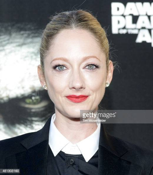 Judy Greer poses at the premiere of 20th Century Fox's 'Dawn of the Planet of the Apes' at the Palace Of Fine Arts Theater on June 26 2014 in San...