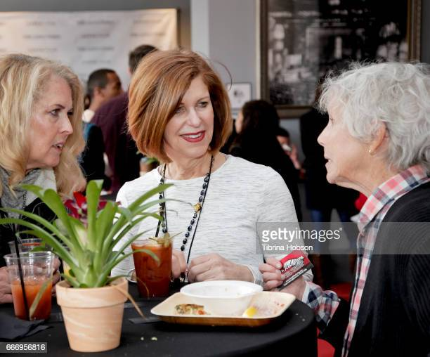 Judy Kain attends the filmmakers breakfast session at the 2017 Aspen Shortsfest on April 9 2017 at the Wheeler Opera House in Aspen Colorado
