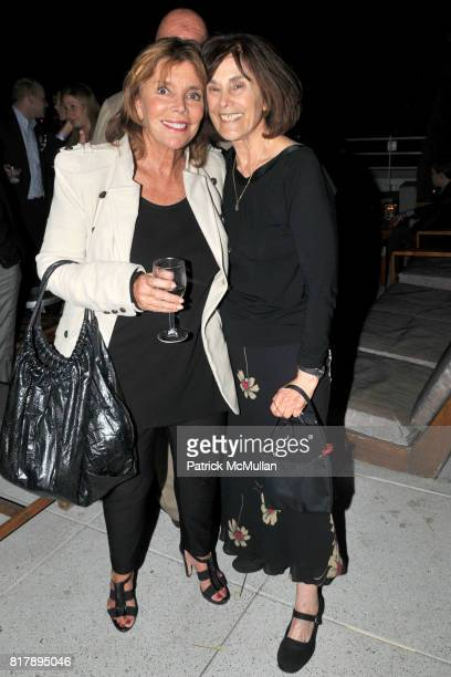 Judy Licht and Gretchen Buchenholz attend ASSOCIATION to BENEFIT CHILDREN Junior Committee Fundraiser at Gansevoort Hotel on September 14 2010 in New...