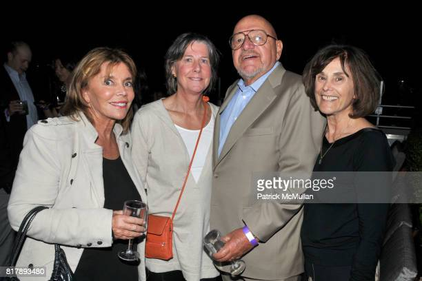 Judy Licht Anne Isaak Fox Jerry Della Femina and Gretchen Buchenholz attend ASSOCIATION to BENEFIT CHILDREN Junior Committee Fundraiser at Gansevoort...