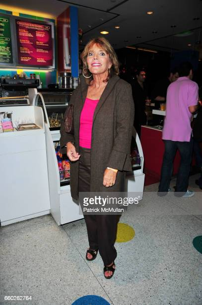 Judy Licht attends ASSOCIATION to BENEFIT CHILDREN hosts COCKTAILS IN CANDYLAND at Dylan's Candy Bar on June 18 2009 in New York City