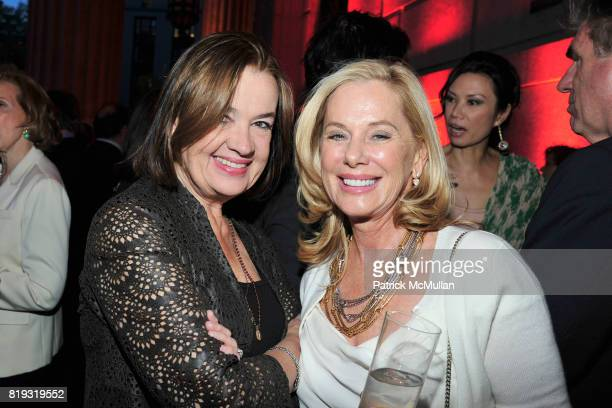 Judy McGrath and Jane Buffet attend VANITY FAIR TRIBECA FILM FESTIVAL Opening Night Dinner Hosted by ROBERT DE NIRO GRAYDON CARTER and RONALD...