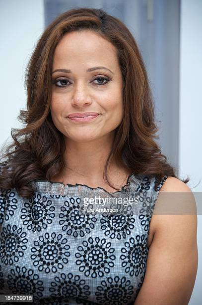 Judy Reyes at the 'Devious Maids' Press Conference at the Four Seasons Hotel on October 14 2013 in Beverly Hills California