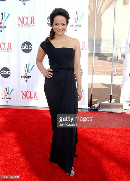 Judy Reyes during 2006 NCLR ALMA Awards Arrivals at Shrine Auditorium in Los Angeles California United States