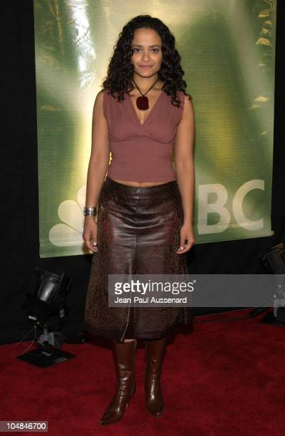 Judy Reyes during NBC AllStar Winter Party at Bliss in Los Angeles California United States