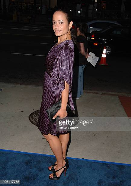 Judy Reyes during 'The Last Kiss' Los Angeles Premiere Arrivals at Directors Guild of America in Hollywood California United States
