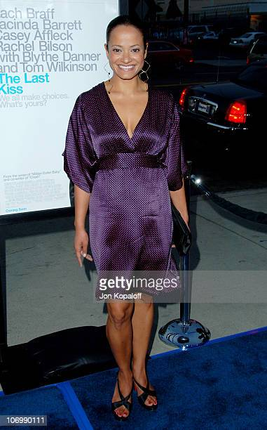 Judy Reyes during 'The Last Kiss' Los Angeles Premiere Arrivals at Directors Guild of America in Los Angeles California United States