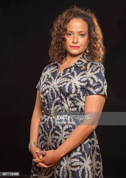 Judy Reyes Poses for a Portrait on Day 3 of the American Black Film Festival on June 14 2017 in Miami Florida Photo by Mychal Watts/Getty Images