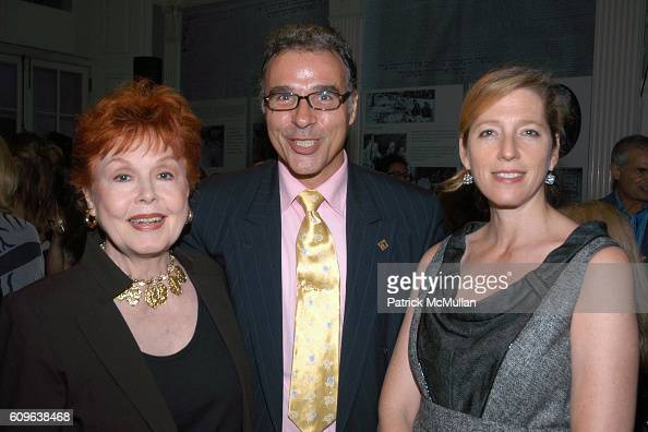 Judy Sheridan Benjamin Huntington and Chari Markberither attend MUSEUM of the CITY of NEW YORK Host Exclusive Reception to Preview PARISNEW YORK...