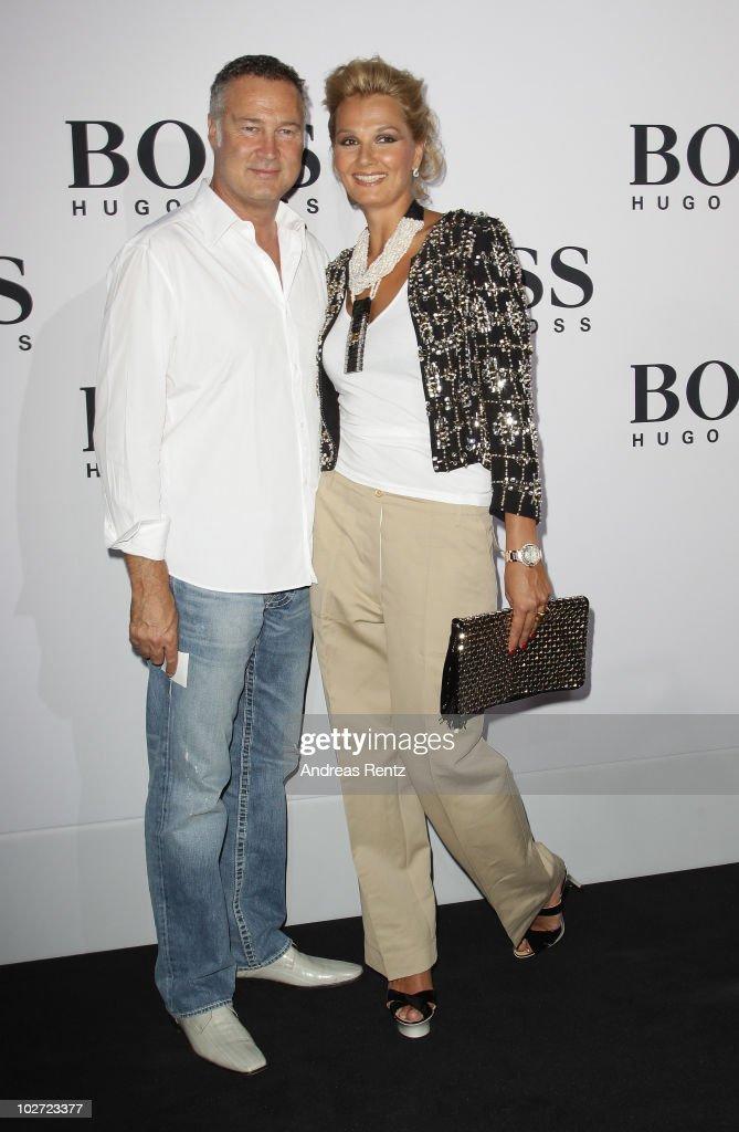 Boss Black Show - Mercedes Benz Fashion Week Spring/Summer 2011