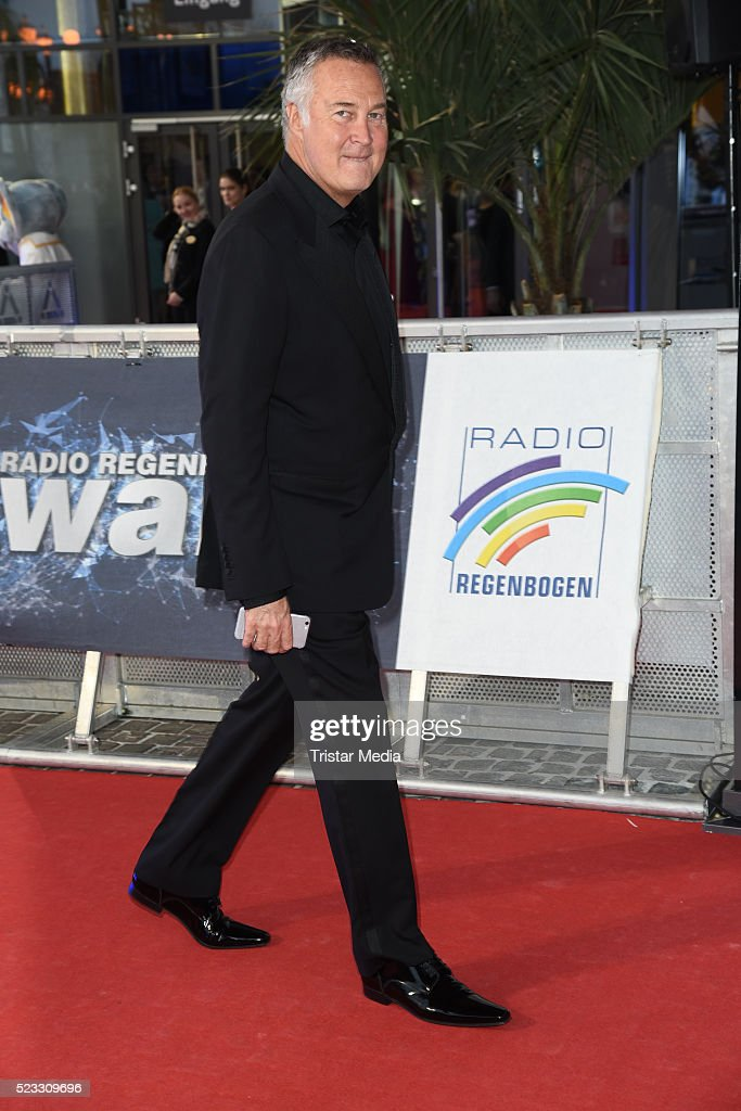 Juergen B Harder attends the Radio Regenbogen Award 2016 on April 22 2016 in Rust Germany