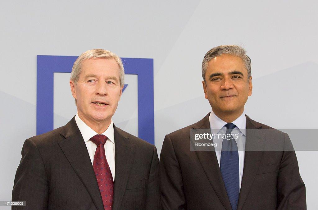 Deutsche Bank In Strategic Shift