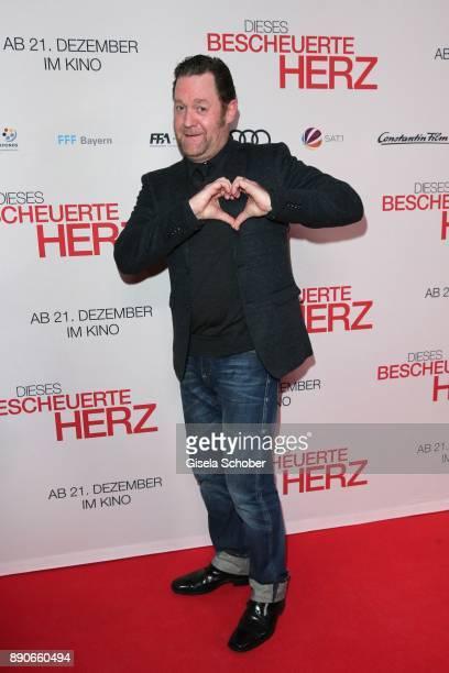 Juergen Tonkel during the 'Dieses bescheuerte Herz' premiere at Mathaeser Filmpalast on December 11 2017 in Munich Germany