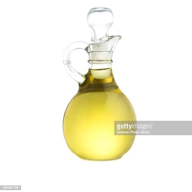 Jug of olive oil