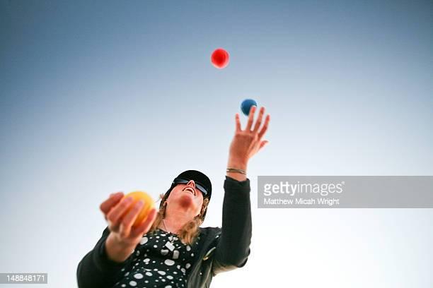 Juggler.