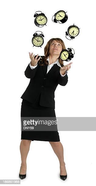 Juggling Time