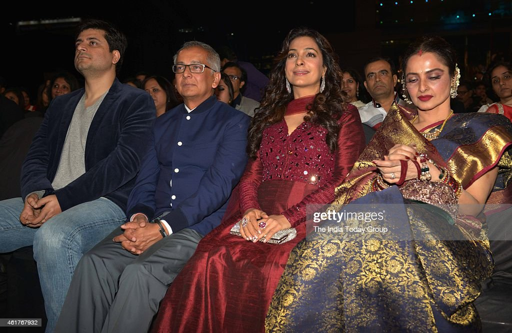 <a gi-track='captionPersonalityLinkClicked' href=/galleries/search?phrase=Juhi+Chawla&family=editorial&specificpeople=2849898 ng-click='$event.stopPropagation()'>Juhi Chawla</a> and Rekha in Life ok screen awards 2015.