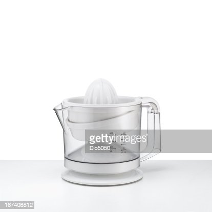 juicer with clipping path : Stockfoto