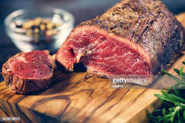 Juicy Beef Steak