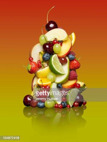 Juicy fruit : Stock Photo