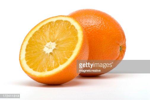 Juicy Orange Refreshment