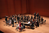 Juilliard415 led by William Christie performing Handel's 'La Resurrezione' at Alice Tully Hall on Monday night December 8 2014