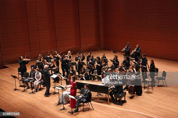 Juilliard415 led by William Christie performing Handel's 'La Resurrezione' at Alice Tully Hall on Monday night December 8 2014