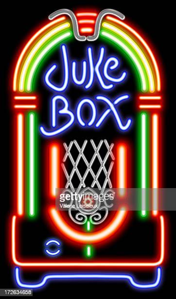 Juke Box neon
