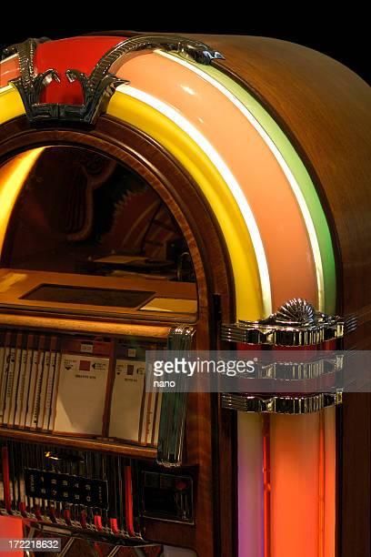 jukebox ouvert