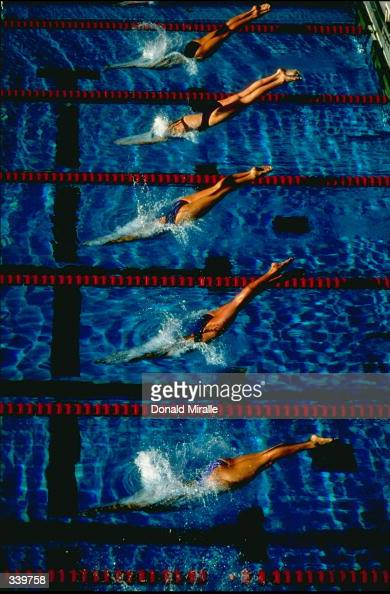 Janet Evans Invitational Pictures Getty Images