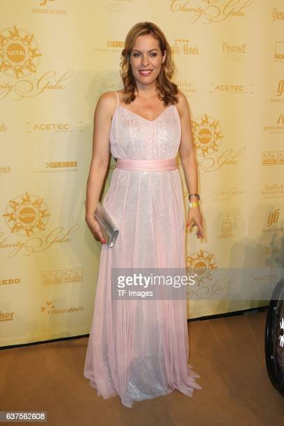 Jule Goelsdorf attend the 7th VITA Charity Gala in Wiesbaden on September 24 2016 in Wiesbaden Germany