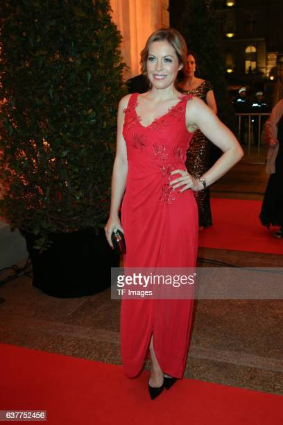 Jule Goelsdorf attend the German Sports Media Ball at Alte Oper on November 05 2016 in Frankfurt am Main Germany